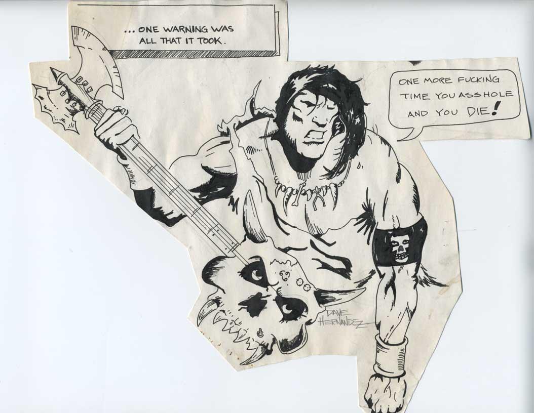 David Hernandez C. 1985