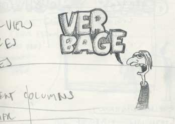 verbage