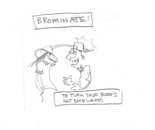 brominate